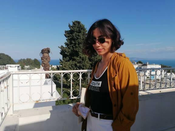 Mouna Djebby